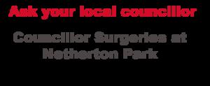 Councillor Surgery - Sue Bradshaw