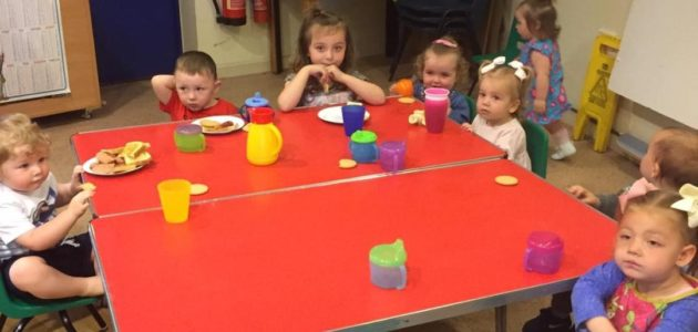 Stay & Play Under 4's